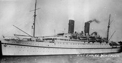 The Empire Windrush is extremely important within Black British history; in 1948 it carried the first large wave of Jamaican immigrants to the United Kingdom.
