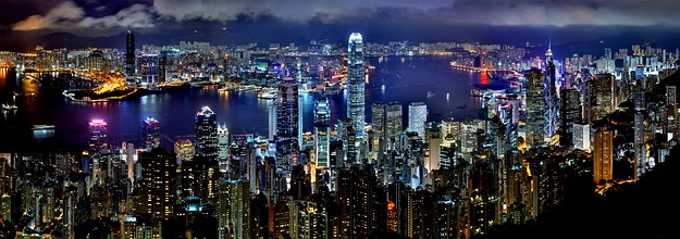 Hong Kong is one of the world's leading global financial centres and is known as a cosmopolitan metropolis.