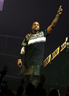 "Kanye West singles like ""Jesus Walks"", ""Gold Digger"", ""Stronger"", ""Good Life"", ""Heartless"", ""All of the Lights"", and ""Runaway"" were performed during the tour."
