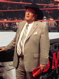 Jim Ross is a 14-time winner of the category