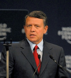 The current King of Jordan is Abdullah II who assumed the throne in 1999.