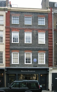 Handel House at 25 Brook Street, Mayfair, London