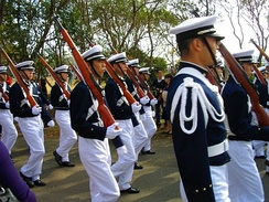 National Defense Academy of Japan Honor Guard Drill Team