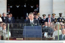 First inaugural address of Ronald Reagan, 1981 (audio only)