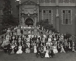 Selwyn College May Ball Survivors (1948)