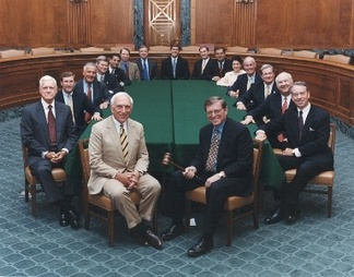 Senate Committee on Budget (1997–2001)