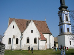 Serbian Kovin Monastery was founded by Helena