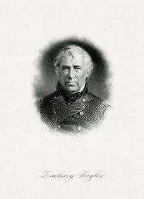 B.E.P. engraved portrait