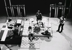 The Doors performing for Danish television in 1968