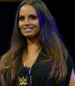 Trish Stratus, WWE wrestler
