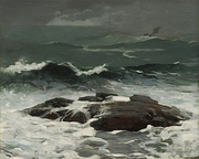 Winslow Homer, Summer Squall, 1904