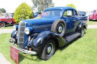 1936 Dodge D2 coupe Utility