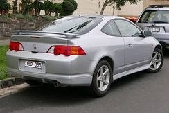 Honda Integra Special Edition coupe