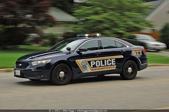 The Annapolis Police Department covers eastern Anne Arundel County