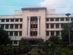 B. J. Medical College, Pune was established in 1878 and is associated with the Sassoon Hospital.