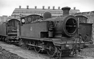 Thomas was designed after the LB&SCR E2 class.