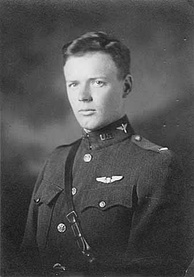 2nd Lt. Charles A. Lindbergh, USASRC March 1925