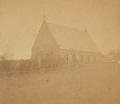 Church at Warren, middle- to late-19th Century