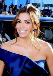Eva Longoria stated the character was a challenge to portray.