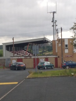 Batley Bulldogs' Mount Pleasant in 2016