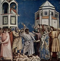 Giotto, Massacre of the Innocents