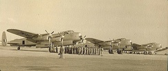 PR1. 683(PR) Squadron, RAF Fayid, Egypt, undertaking photographic reconnaissance and mapping activities