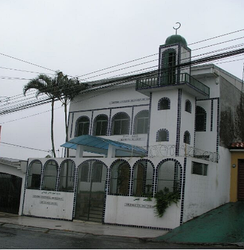 Omar Mosque in Costa Rica