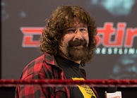 Mick Foley is 10-time winner of the category