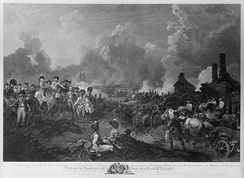 York's attack on Valenciennes.