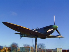 The Spitfire on Thornaby Road