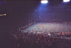 The December 1973 matchup at Tulane Stadium
