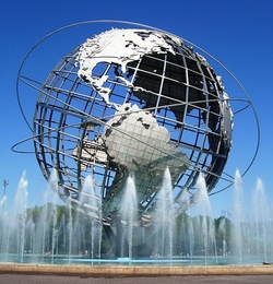 The Unisphere at Flushing Meadows–Corona Park