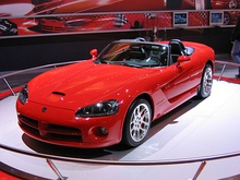 The third generation of the Viper would receive heavy design updates, designed by Osamu Shikado.