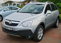 Holden Captiva MaXX
