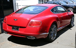 2013 Continental GT Speed