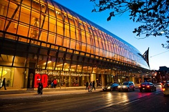 The Art Gallery of Ontario is an art museum and the second most visited museum in Toronto after the Royal Ontario Museum.