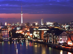 "Berlin is a UNESCO ""City of Design"" and recognized for its creative industries and startup ecosystem.[126]"