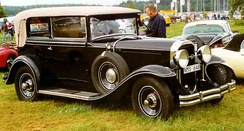 1930 Series 40 convertible