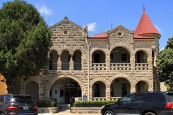 The Capt. Charles Schreiner Mansion Historic Site and Education Center in downtown Kerrville was originally the home of Charles Schreiner, a rancher, businessman, banker, philanthropist, and captain of the Kerr County Home Guard.