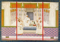 The Mughal Emperor Muhammad Shah was one of the most important patrons of Qawwali and is widely credited for its cultural advancement.