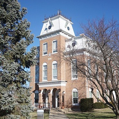 The Dent County Courthouse has been placed on the National Register of Historic Places.
