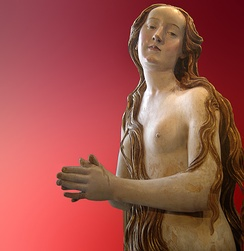 Mary Magdalene attributed to Gregor Erhart (d. 1525)
