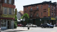 Greenpoint, Brooklyn, is considered the center of New York City's Little Poland.