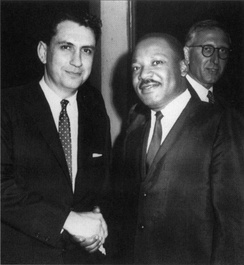 Specter with Martin Luther King Jr.