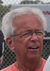 "Marty Brennaman, the Hall of Fame ""voice of the Reds"""