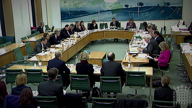 A select committee in Portcullis House