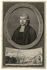 Richard Johnson, Anglican priest and chaplain to the First Fleet