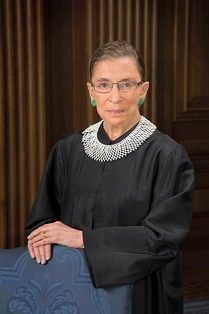 Justice Ruth Bader Ginsburg wrote a stern dissent disagreeing with the Court's reasoning.