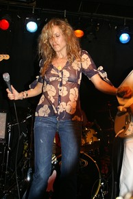 Six-time nominee, including one-time award winner Sheryl Crow