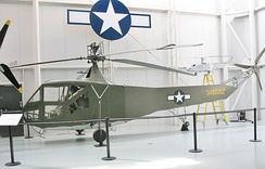 R-4B Hoverfly, US Army Aviation Museum